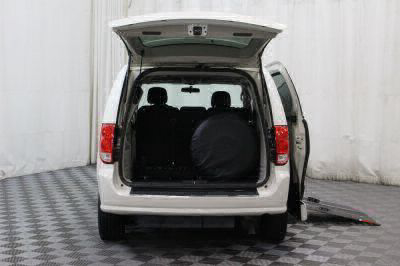 2013 Dodge Grand Caravan Wheelchair Van For Sale -- Thumb #5