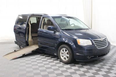 Used Wheelchair Van for Sale - 2008 Chrysler Town & Country Touring Wheelchair Accessible Van VIN: 2A8HR54P18R618984