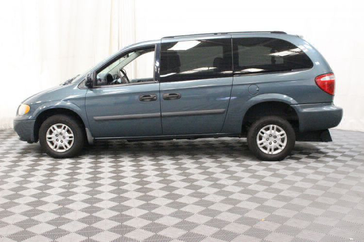 2006 Dodge Grand Caravan SE Wheelchair Van For Sale #9