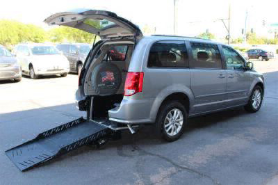 Used Wheelchair Van for Sale - 2016 Dodge Grand Caravan SXT Wheelchair Accessible Van VIN: 2C4RDGCGXGR311125