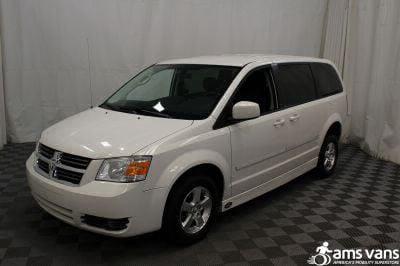2008 Dodge Grand Caravan Wheelchair Van For Sale -- Thumb #19