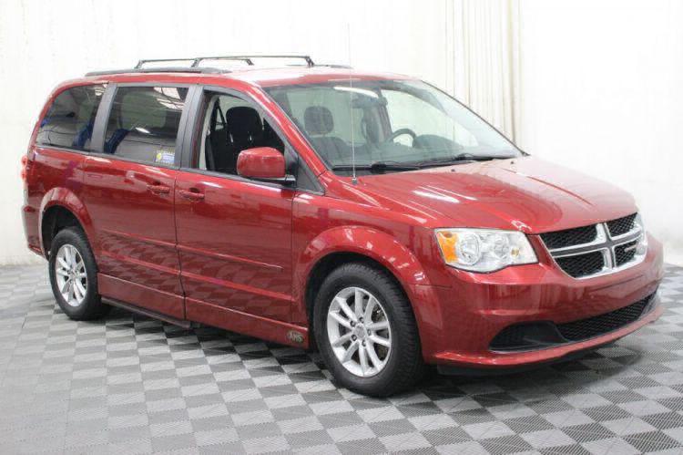 2014 Dodge Grand Caravan SXT Wheelchair Van For Sale #24