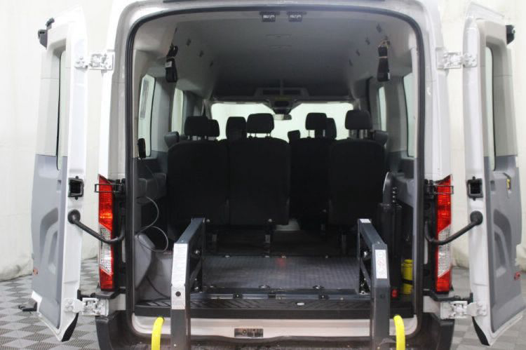 2018 Ford Transit Passenger 350 XLT Wheelchair Van For Sale #5