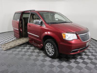 Used Wheelchair Van for Sale - 2013 Chrysler Town & Country Touring-L Wheelchair Accessible Van VIN: 2C4RC1CG5DR566356
