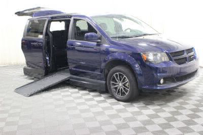 New Wheelchair Van for Sale - 2017 Dodge Grand Caravan GT Wheelchair Accessible Van VIN: 2C4RDGEG9HR698975