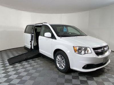 New Wheelchair Van for Sale - 2019 Dodge Grand Caravan SXT Wheelchair Accessible Van VIN: 2C4RDGCG4KR772071