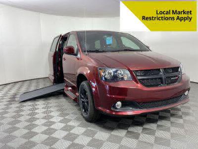 New Wheelchair Van for Sale - 2019 Dodge Grand Caravan SE PLUS Wheelchair Accessible Van VIN: 2C7WDGBG8KR784392