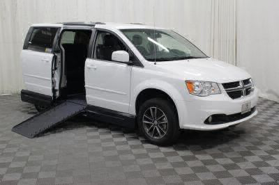 New Wheelchair Van for Sale - 2017 Dodge Grand Caravan SXT Wheelchair Accessible Van VIN: 2C4RDGCGXHR696302