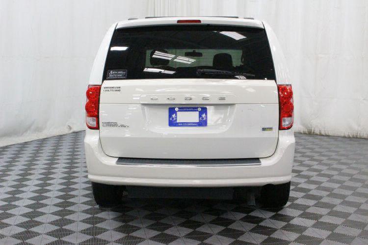 2012 Dodge Grand Caravan SXT Wheelchair Van For Sale #13