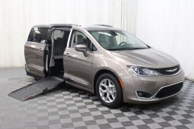 New Wheelchair Van for Sale - 2017 Chrysler Pacifica Touring-L Plus Wheelchair Accessible Van VIN: 2C4RC1EG8HR756834