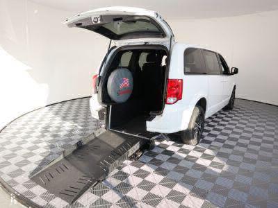 New Wheelchair Van for Sale - 2018 Dodge Grand Caravan SE Plus Wheelchair Accessible Van VIN: 2C4RDGBGXJR199127