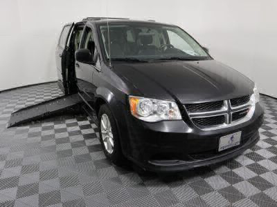 New Wheelchair Van for Sale - 2016 Dodge Grand Caravan SXT Wheelchair Accessible Van VIN: 2C4RDGCG7GR379382