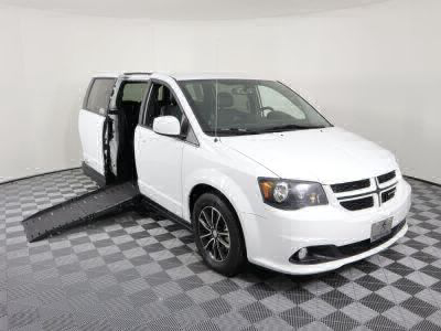 New Wheelchair Van for Sale - 2018 Dodge Grand Caravan GT Wheelchair Accessible Van VIN: 2C4RDGEG8JR190096