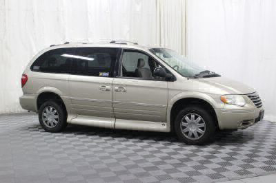 Used 2005 Chrysler Town & Country Limited Wheelchair Van