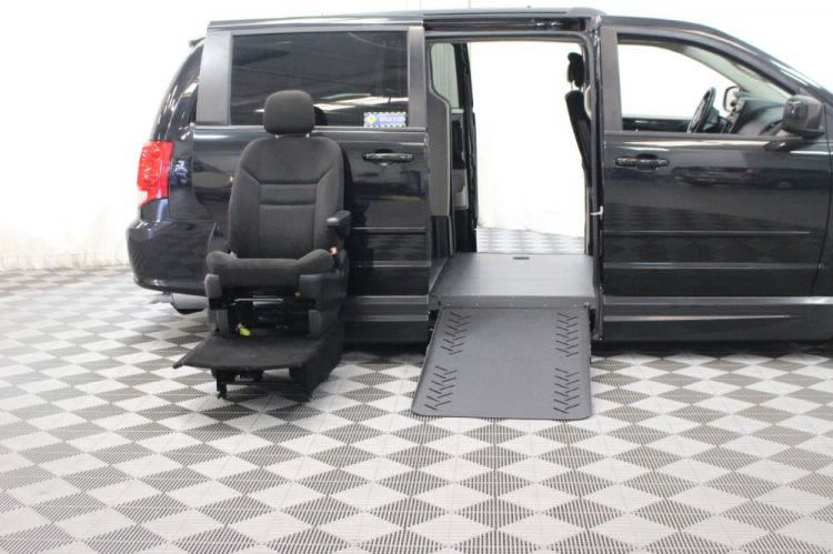 2016 Dodge Grand Caravan SXT Wheelchair Van For Sale #12