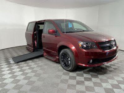 Handicap Van for Sale - 2019 Dodge Grand Caravan SE PLUS Wheelchair Accessible Van VIN: 2C7WDGBG6KR798467