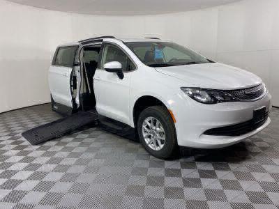 Handicap Van for Sale - 2020 Chrysler Voyager LXi Wheelchair Accessible Van VIN: 2C4RC1DG5LR148800