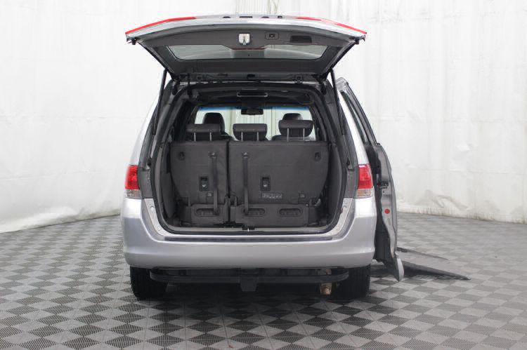 2010 Honda Odyssey EX-L w/DVD Wheelchair Van For Sale #3