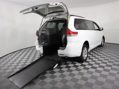 Used Wheelchair Van for Sale - 2011 Toyota Sienna LE 8-Passenger Wheelchair Accessible Van VIN: 5TDKK3DC0BS072731