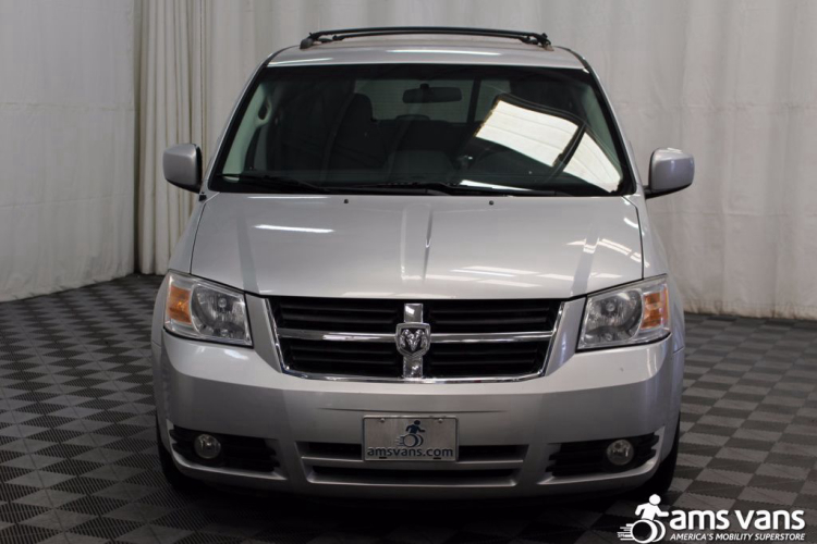 2010 Dodge Grand Caravan SXT Wheelchair Van For Sale #14