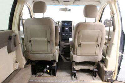 2008 Chrysler Town and Country Wheelchair Van For Sale -- Thumb #8