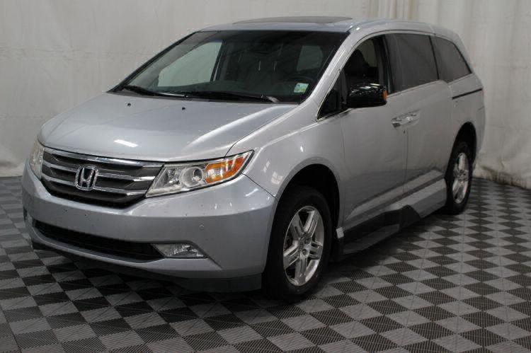 2012 Honda Odyssey Touring Elite Wheelchair Van For Sale #12