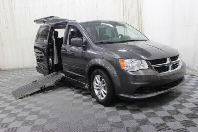 Used Wheelchair Van for Sale - 2016 Dodge Grand Caravan SXT Wheelchair Accessible Van VIN: 2C4RDGCG0GR318004