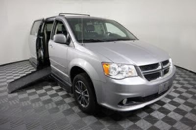 New Wheelchair Van for Sale - 2017 Dodge Grand Caravan SXT Wheelchair Accessible Van VIN: 2C4RDGCG5HR604819