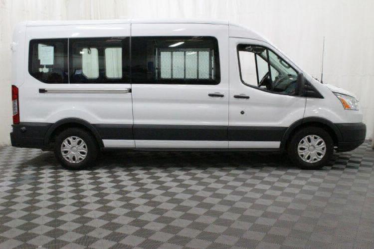 2018 Ford Transit Passenger 350 XLT Wheelchair Van For Sale #14