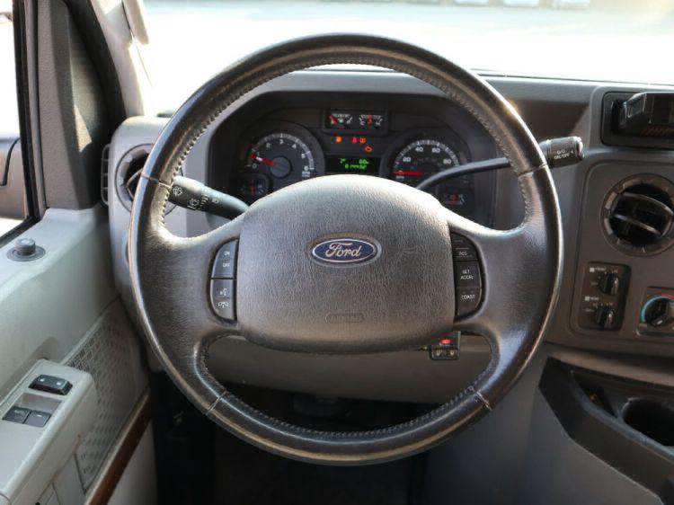 2012 Ford Econoline E150 E-150 Wheelchair Van For Sale #14