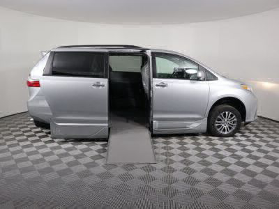 New Wheelchair Van for Sale - 2020 Toyota Sienna XLE Wheelchair Accessible Van VIN: 5TDYZ3DC9LS033224