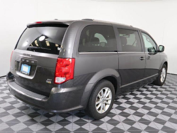 2018 Dodge Grand Caravan SXT Wheelchair Van For Sale #3