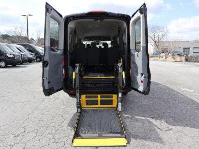 New Wheelchair Van for Sale - 2019 Ford Transit Passenger 350 XLT Wheelchair Accessible Van VIN: 1FBAX2CM8KKA47508