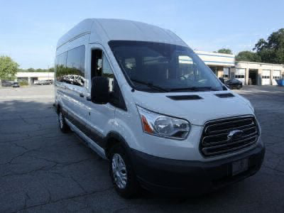 Handicap Van for Sale - 2017 Ford Transit Passenger High Roof 350 XLT Wheelchair Accessible Van VIN: 1FBAX2XM9HKB08397