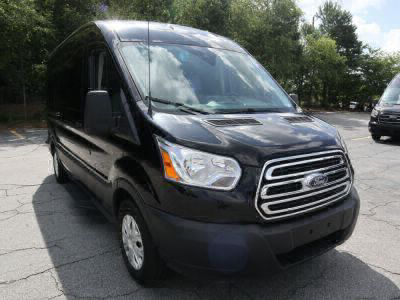 New Wheelchair Van for Sale - 2019 Ford Transit Passenger Mid-Roof 350 XLT - 15 Wheelchair Accessible Van VIN: 1FBAX2CM1KKA47544