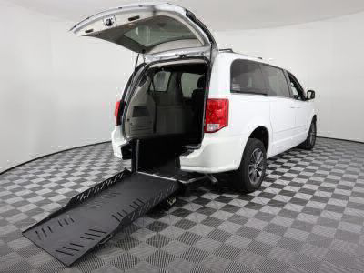 New Wheelchair Van for Sale - 2017 Dodge Grand Caravan SXT Wheelchair Accessible Van VIN: 2C4RDGCG4HR786335