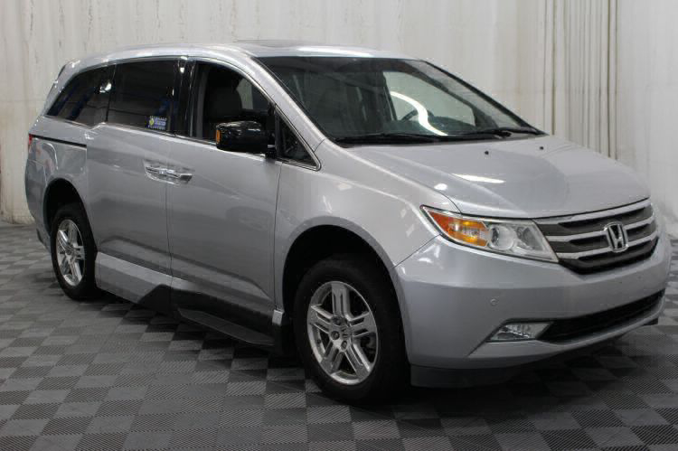 2012 Honda Odyssey Touring Elite Wheelchair Van For Sale #6