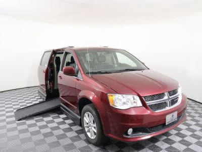 New Wheelchair Van for Sale - 2019 Dodge Grand Caravan SXT Wheelchair Accessible Van VIN: 2C4RDGCG2KR675242