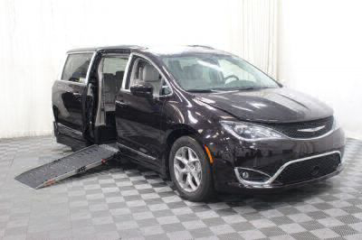 New Wheelchair Van for Sale - 2017 Chrysler Pacifica Touring-L Plus Wheelchair Accessible Van VIN: 2C4RC1EG8HR597829