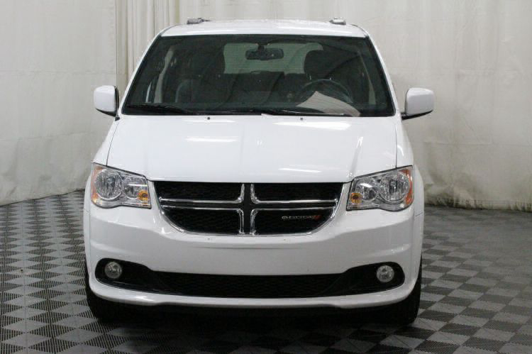 2017 Dodge Grand Caravan SXT Wheelchair Van For Sale #20
