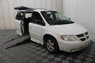 Used Wheelchair Van for Sale - 2007 Dodge Grand Caravan SXT Wheelchair Accessible Van VIN: 2D4GP44L57R204303