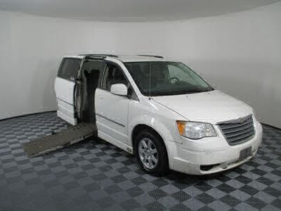 Handicap Van for Sale - 2010 Chrysler Town & Country Touring Wheelchair Accessible Van VIN: 2A4RR5D18AR176485