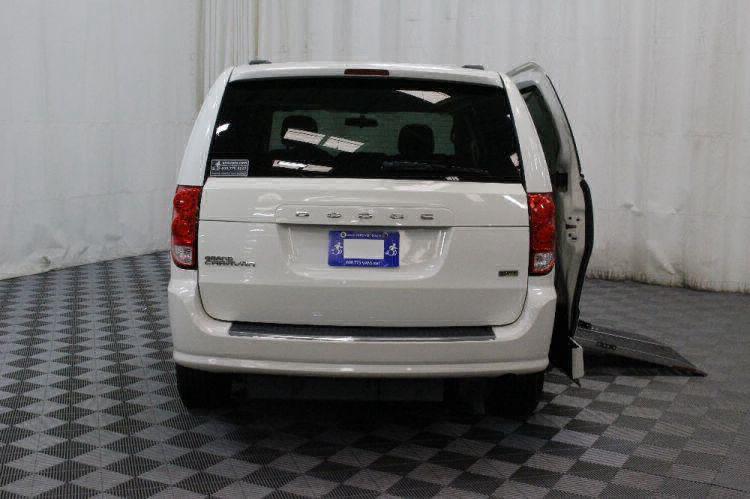 2013 Dodge Grand Caravan SXT Wheelchair Van For Sale #4