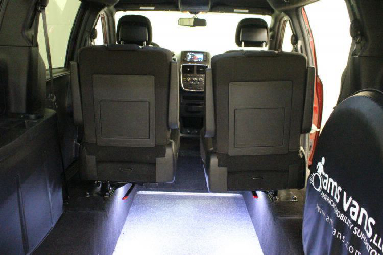 2018 Dodge Grand Caravan SE Plus Wheelchair Van For Sale #6
