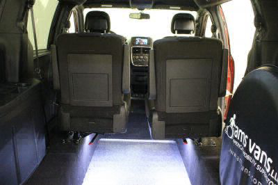 2018 Dodge Grand Caravan Wheelchair Van For Sale -- Thumb #6