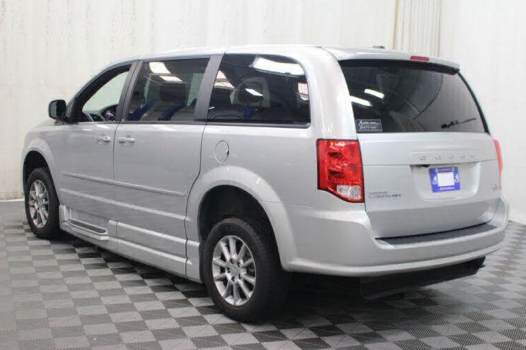 2012 Dodge Grand Caravan R/T Wheelchair Van For Sale #37