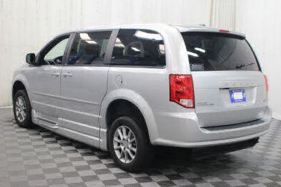 2012 Dodge Grand Caravan Wheelchair Van For Sale -- Thumb #37