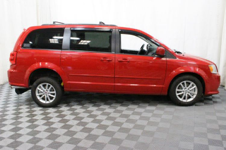2014 Dodge Grand Caravan SXT Wheelchair Van For Sale #13