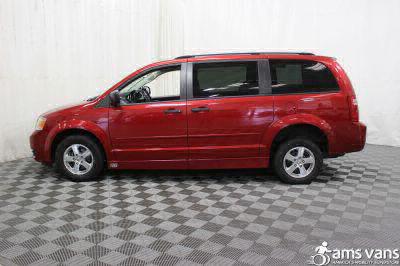 2008 Dodge Grand Caravan Wheelchair Van For Sale -- Thumb #13
