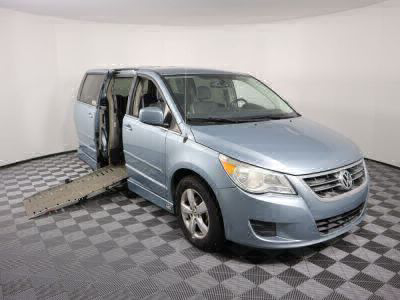 Used Wheelchair Van for Sale - 2010 Volkswagen Routan SE Wheelchair Accessible Van VIN: 2V4RW3D11AR296430